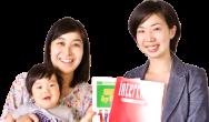 赤ちゃんと一緒に海外赴任に帯同する前に英会話を習って不安を解消する