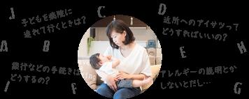 英語もできないのに海外で子どもを育てることができるか悩むママ