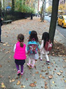 ニューヨークでの幼稚園・小学校選びと家探しの関係