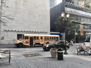 ニューヨーク市の公立小学校は情報戦
