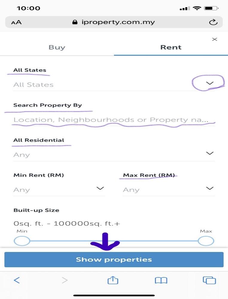 マレーシア/クアラルンプール駐在ファミリーの家探し!知っておくべき英単語と部屋探しのコツ