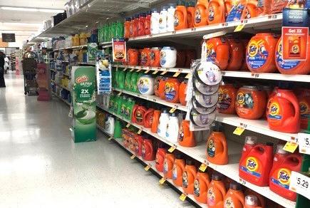 アメリカで洗濯洗剤を探すときに知っておきたい英単語と知識