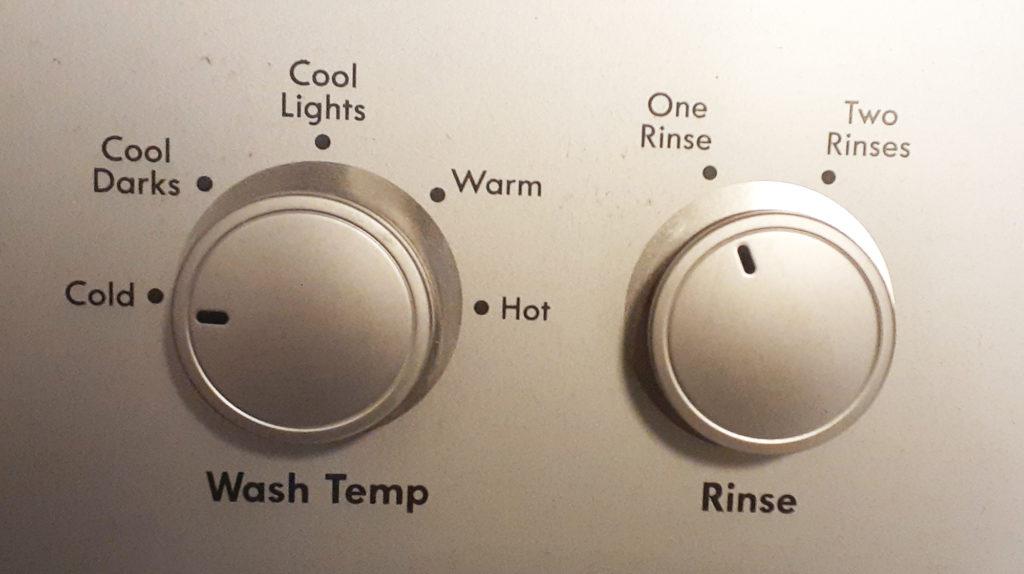 アメリカの洗濯機(2)