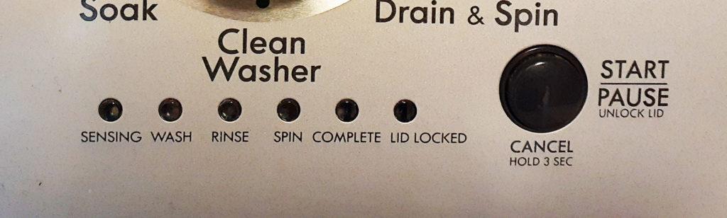 アメリカの洗濯機(4)