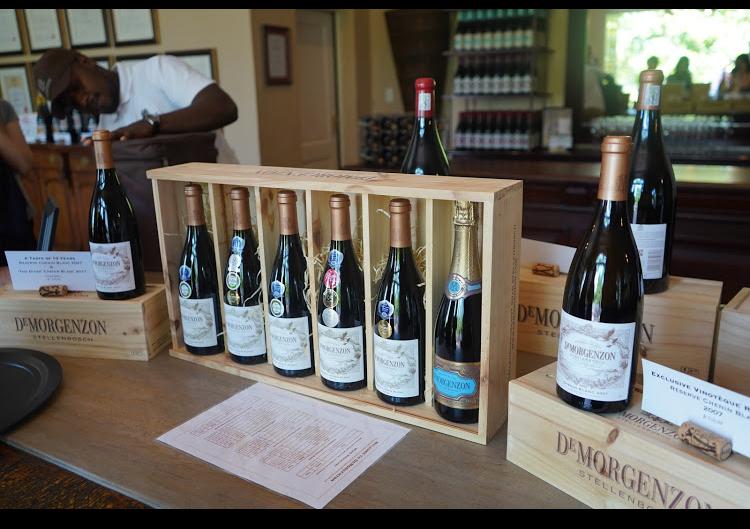 南アフリカ共和国のワイン
