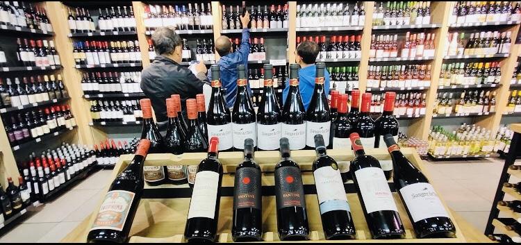 南アフリカ共和国スーパーで買えるワイン
