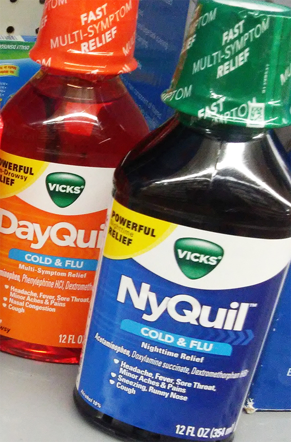 DayQuil /NyQuil