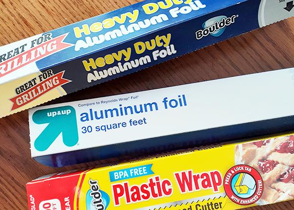 plastic wrap食品ラップ