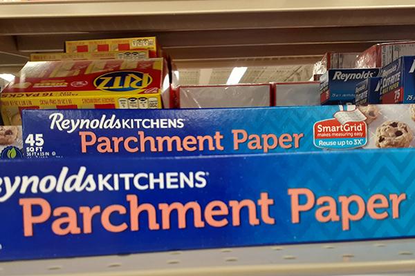 parchment paperオーブンシート