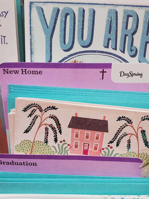 十字架は宗教的なカード
