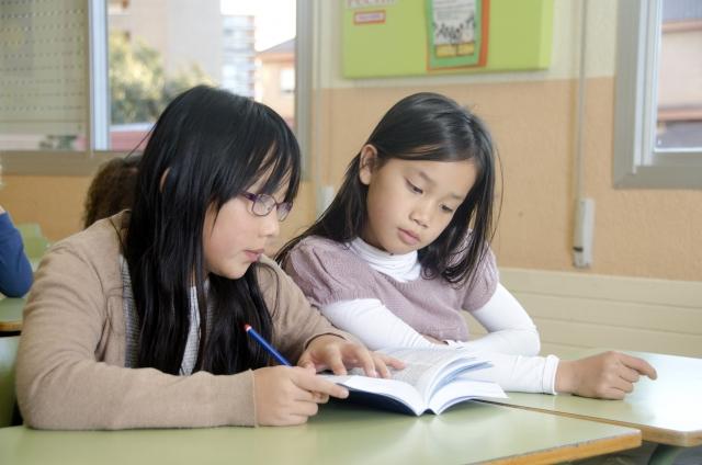 海外駐在帯同する小学校6年生のインター入学に向けた英語準備レッスン