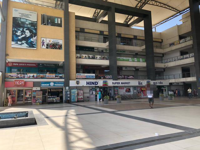 アーメダバードのショッピングモール